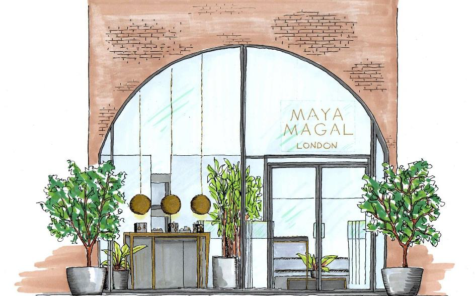 Maya Magal to roll out third London store