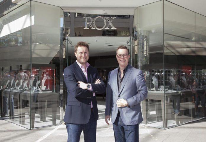 ROX Kyron and Grant l r