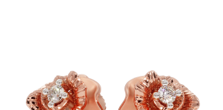 THE FIORE STUD EARRINGS CARNATION COLLECTION