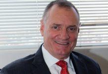 WFDB President Ernie Blom.