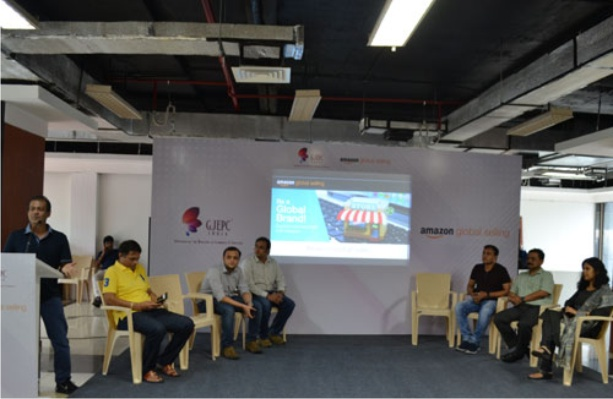 GJEPC Hosts Seminar on E-Commerce in Association with Amazon