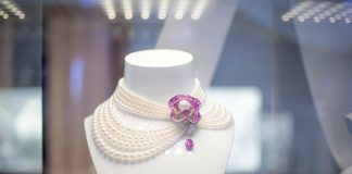 Mikimoto unveils new ultra-feminine collection