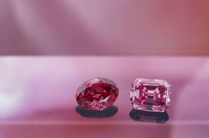 Pink spectacle: Rio Tinto offers its largest pink diamond