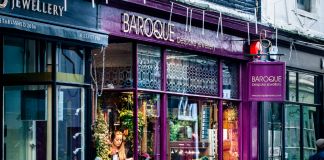 New website and customer referrals drive sales for Baroque Bespoke Jewellery