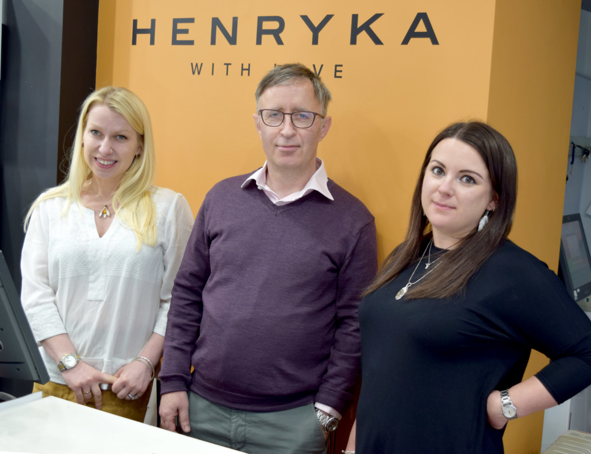 Henryka supports retailers with competition at CMJ buying event