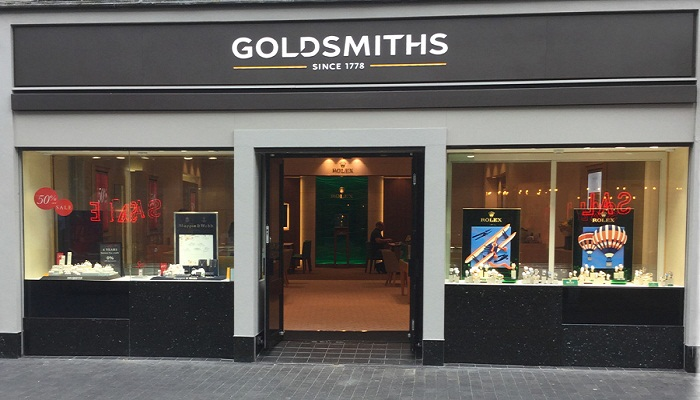 Goldsmiths continues to roll out luxury refurbishments