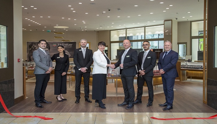 Goldsmiths re-opens doors in Birmingham following £1m investment
