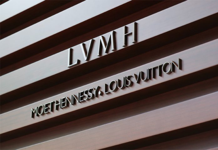 LVMH reports jewellery sales surge for first half of 2018