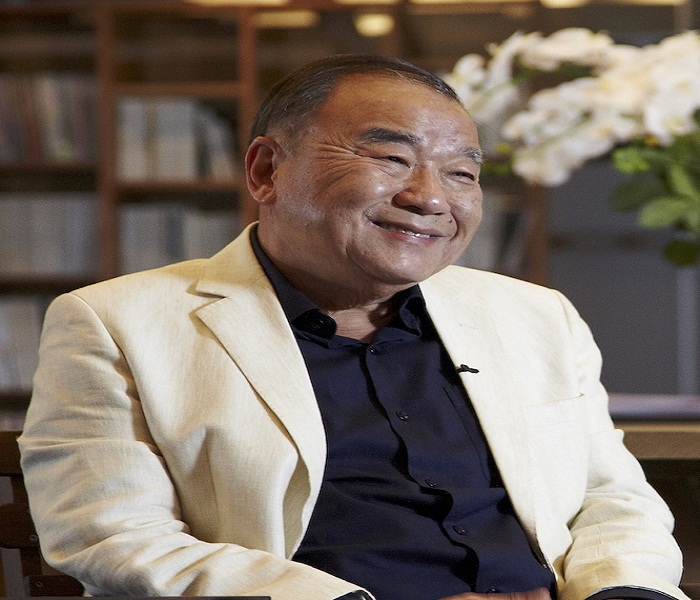 Prida Tiasuwan receives JNA Awards' Lifetime Achievement award