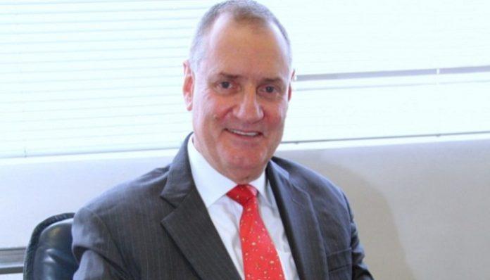 WFDB President Ernie Blom