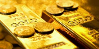 Gold prices inch up amid Brexit uncertainty, steady dollar