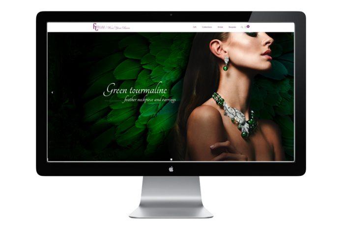 Fei Liu Fine Jewellery launches new website to meet international demands