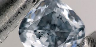 "GIA-led Research Team Discovers ""Superdeep"" Origins of Blue Diamonds"