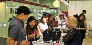 Artistry takes centre stage at Singapore Fair