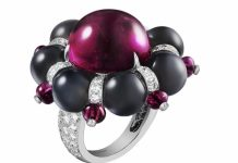 Provocative colours dominate Cartier's new high jewellery line