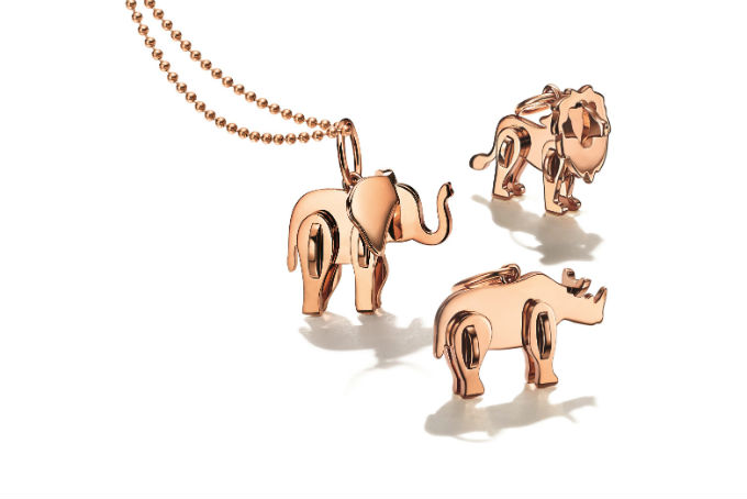 Tiffany introduces new 'Save the Wild' collection