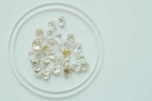 Alrosa Taking Diamond Payments in Rubles
