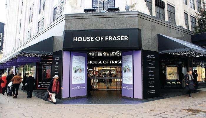 New owner saves House of Fraser's London flagship