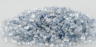 Single Natural Diamond Found Amongst