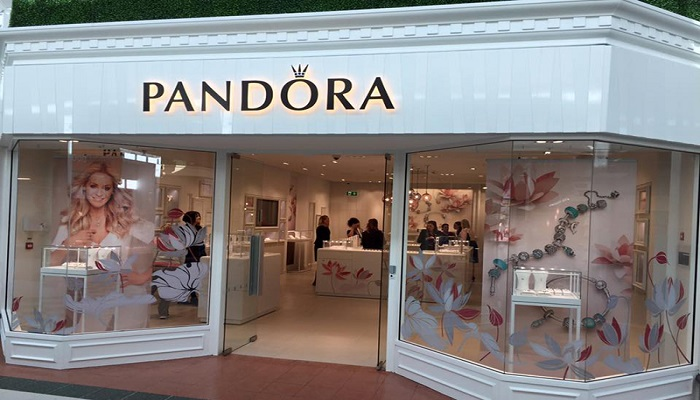 Turnover at Pandora UK rises to £343m as company focuses on 'maintaining brand image'q