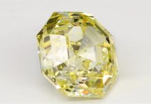 New Diamond Technology to Showcase 10 Carat Lab-Grown Fancy Intense Yellow Diamond at HK Show