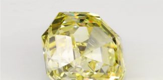 New Diamond Technology to Showcase 10 Carat Lab-Grown Fancy Intense Yellow Diamond at HK Show