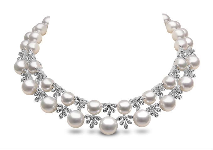 Lustrous pearls to take centre stage at September Fair