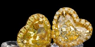 Rare beauties: Fancy colour diamonds