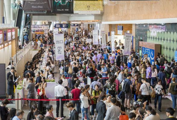 Bevy of activity at September Hong Kong Fair 2018