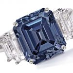 5-Carat 'Ai' Blue Diamond to Sell for $12-15M