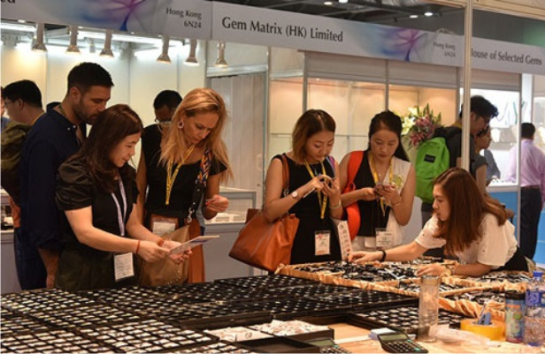 Nearly 100 Exhibitors in India Pavilion at September Hong Kong Jewellery & Gem Fair