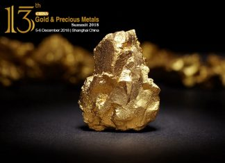 13th China Gold & Precious Metals Summit 2018
