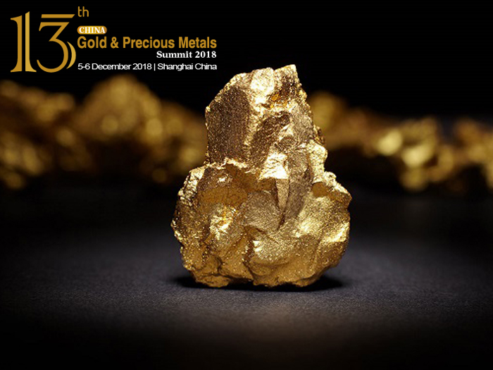 13th China Gold & Precious Metals Summit 2018