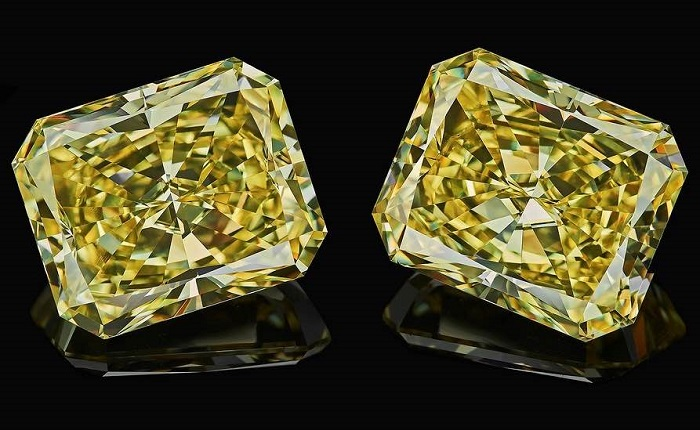 ALROSA Fancy Colour Polished Diamond Auction In Hong Kong Realises $9M