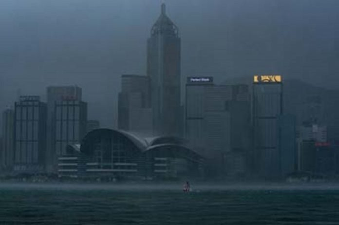 Jewellery Show at CEC reopens today in HK after a shutdown owing to typhoon Mangkhut