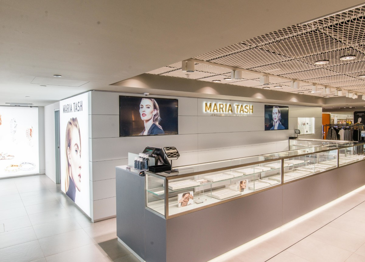 Harrods capitalises on multiple ear piercing trend by signing renowned jeweller