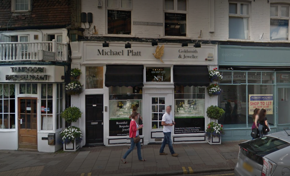 """""""We will not let these thugs beat us,"""" says jeweller reopening store same day as lightening raid"""