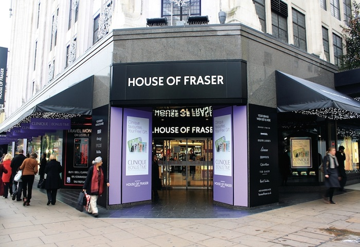 New House of Fraser owner reveals fate of stores