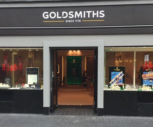 T.H. Baker acquires Goldsmiths stores from Watches of Switzerland Group
