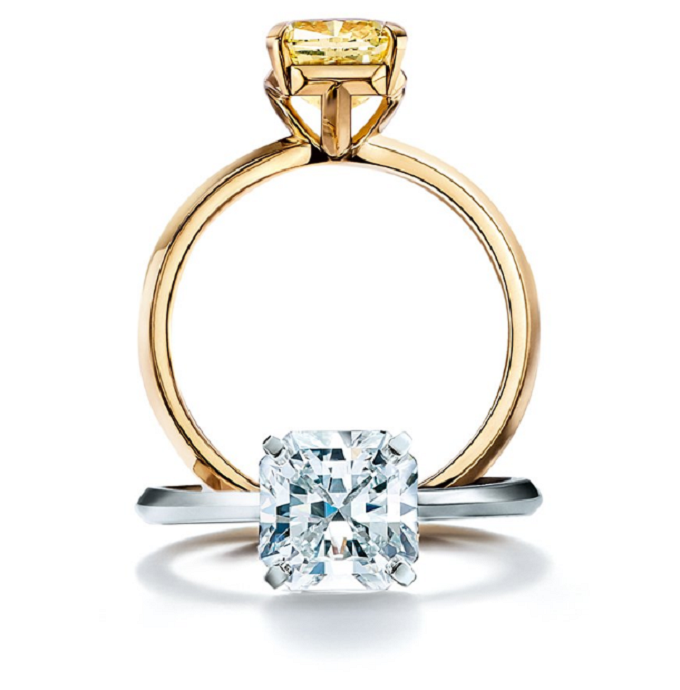 Tiffany & Co's first engagement ring launch in almost a decade