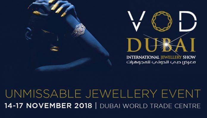 dubai international jewellery show 2018