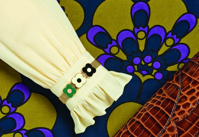 """""""It's business as usual"""" for Orla Kiely's jewellery arm"""