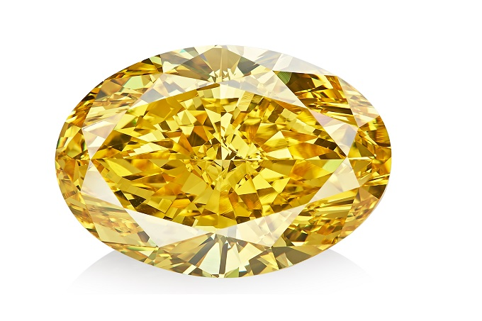 vivid orangy yellow