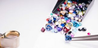 Coloured gem blockchain system takes off in 2019