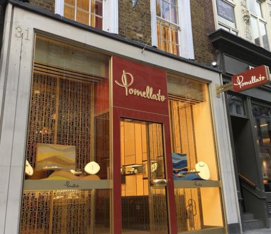 Luxury Italian jewellery brand opens flagship on Bond Street