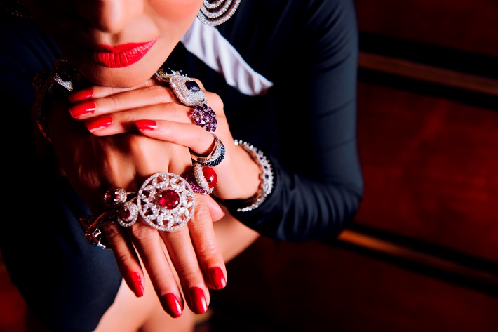 Shagun Gupta unveils exquisite collection of rings