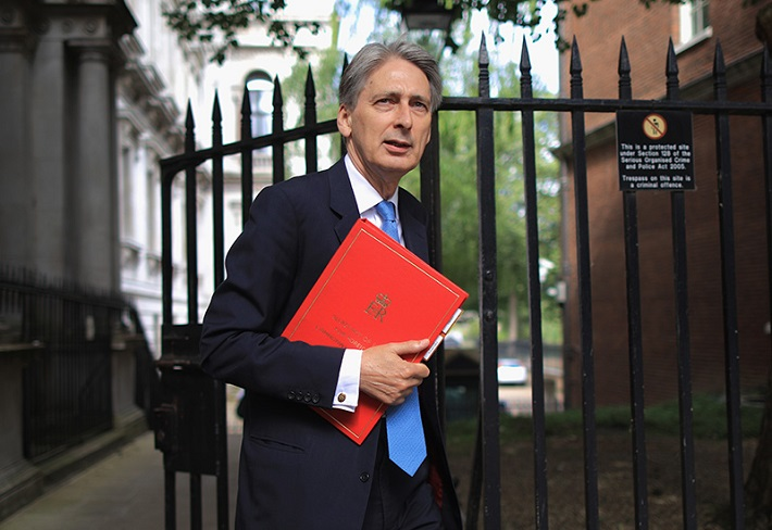 Ministers Attend David Cameron's Last Cabinet Meeting