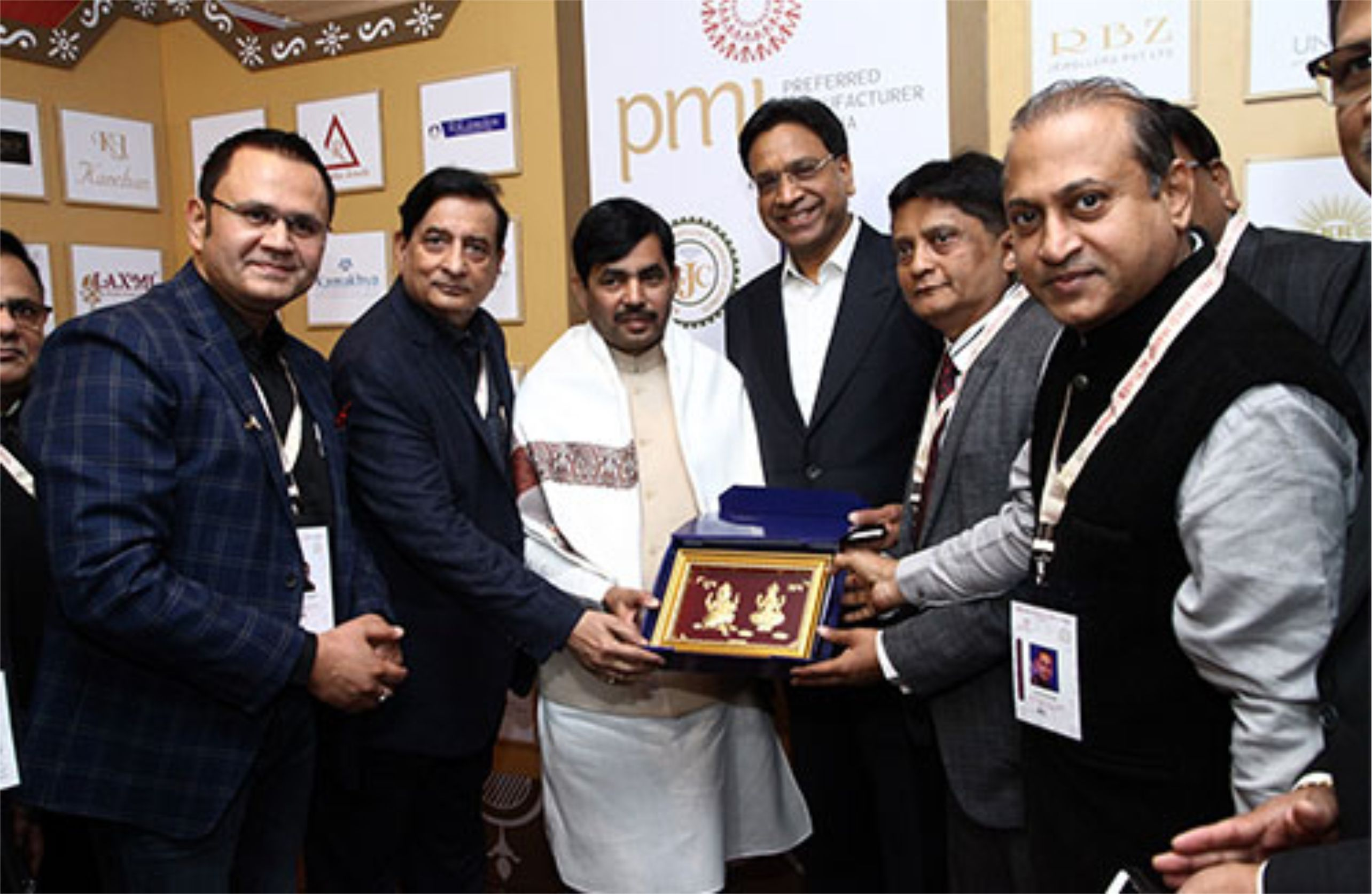 GJC's Preferred Manufacturers of India (PMI – 4) Show Opens at Jaipur