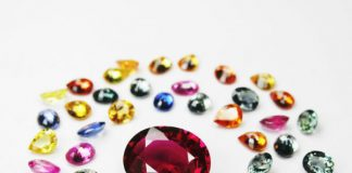 Natural Splendour of Unheated Coloured Gemstones