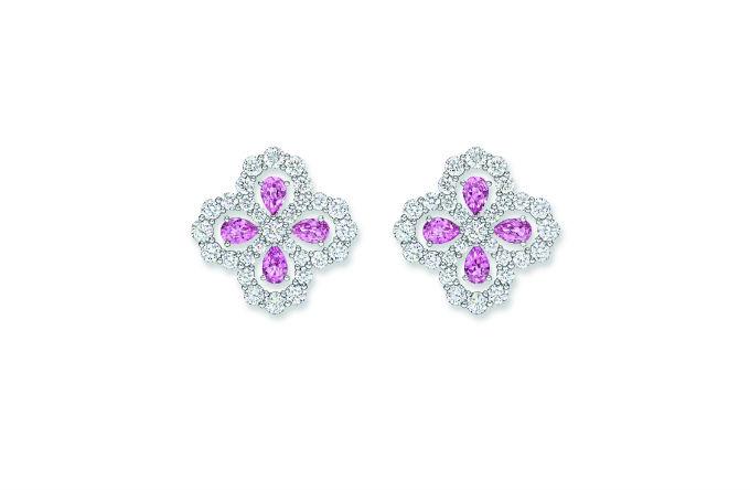 Harry Winston presents dazzling Xmas jewels